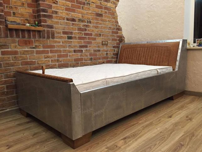 Детская кровать в Loft стиле