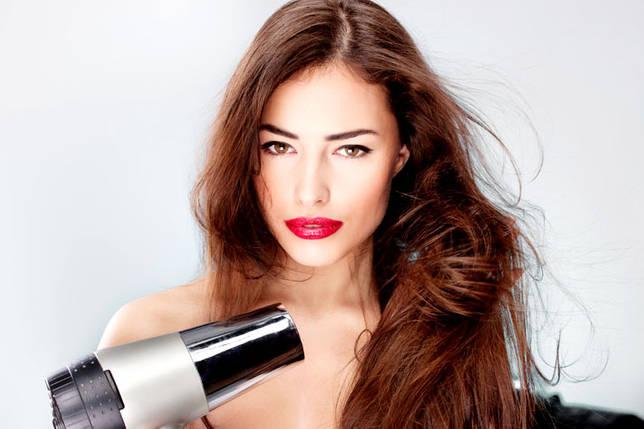 Можно ли сушить строительным феном волосы? Как быстро высушить волосы без фена