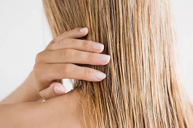 методы сушки женских волос в домашних условиях