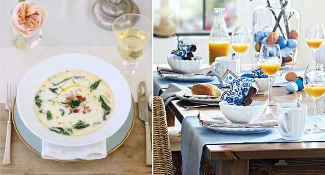Виды тарелок для супа