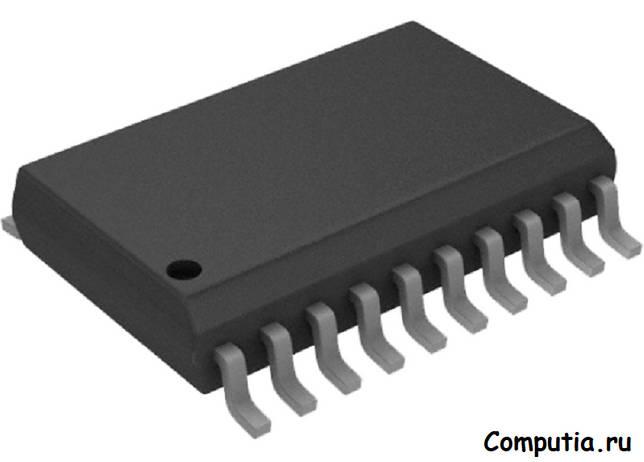 Микроконтроллер-клавиатуры