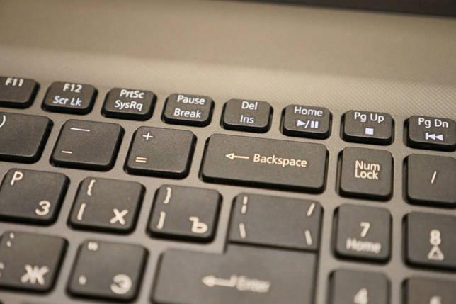 Не работает клавиатура на ноутбуке - в чем причина?