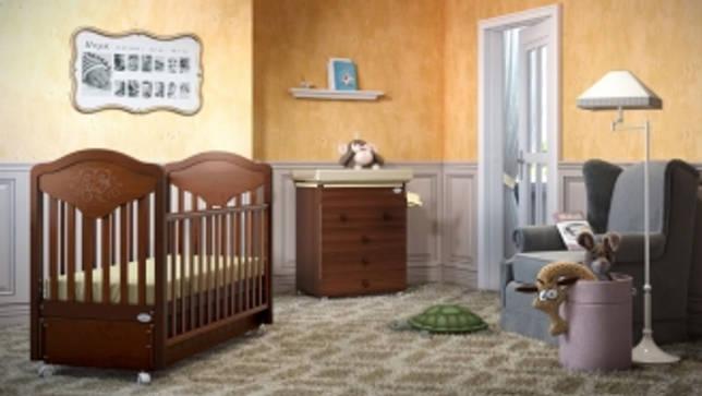 Нужен ли маятник в детской кроватке: для чего он требуется