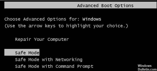 Устранение неполадок в Windows 10 без загрузки после отключения питания