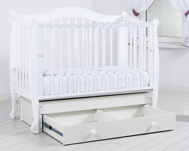 Поперечный маятник в кроватке — это как? Как работает маятниковый механизм, преимущества