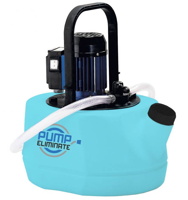 PIPAL PUMP ELIMINATE 20 V4V