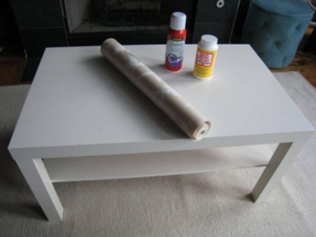 Реставрация журнального столика своими руками: как обновить, отреставрировать, реставрировать журнальный столик