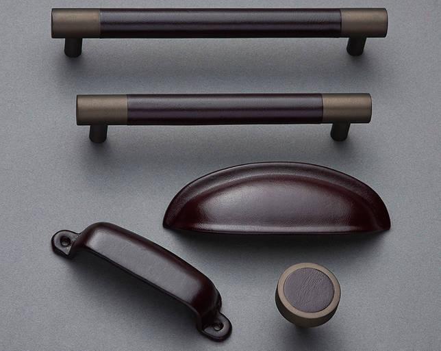 Ручки для кухонного гарнитура: какого размера, из каких материалов