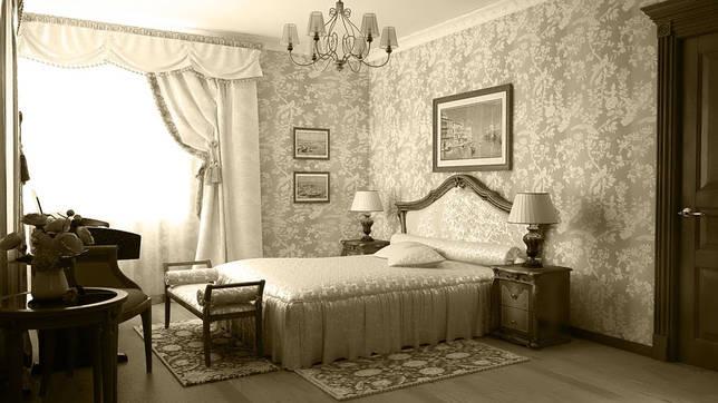 Спальня в стиле ретро: советы как сделать спальню в ретростиле самостоятельно