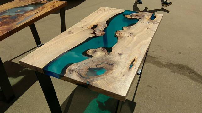 Стол с рекой: как выглядит, как сделать самостоятельно, пошагово