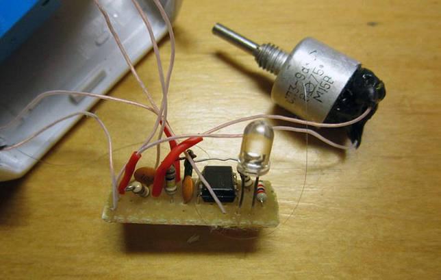 Термостат простой самодельный