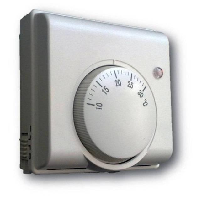 электронный блок для регулирования температуры воздуха в помещении