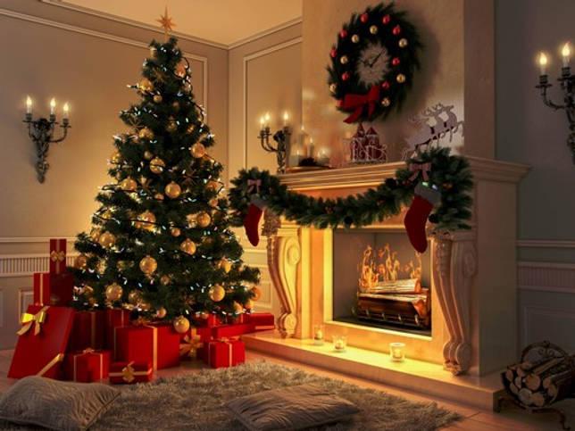 Как украсить елку на Новый год: фото идеи