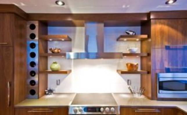 дизайн шкафов на кухне