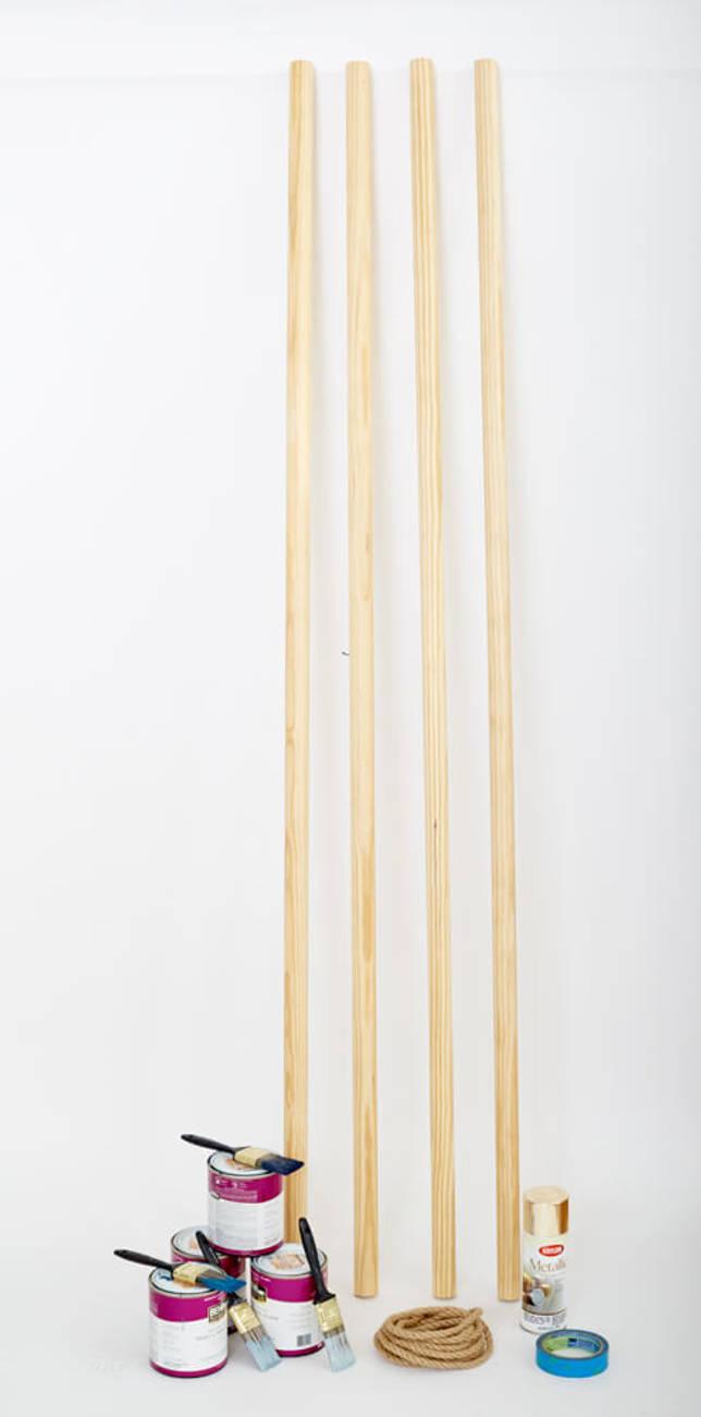 Вешалка из труб пвх своими руками: материалы и инструменты, процесс изготовления вешалки из полипропиленовых труб.