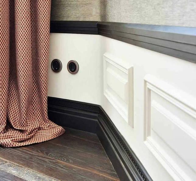 Высота розетки над тумбочкой в спальне: на какой высоте разместить розетку в спальне над тумбой