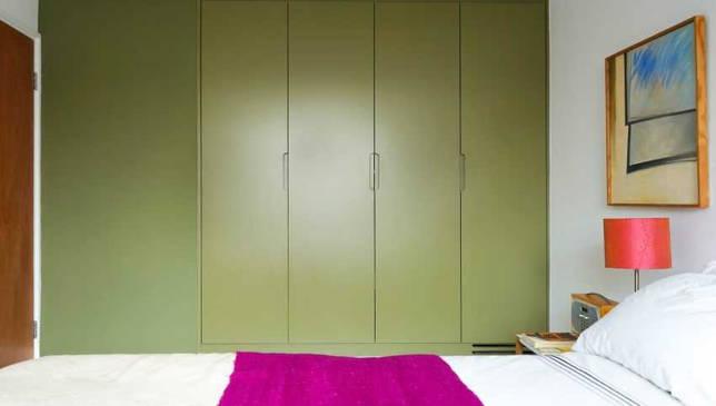 Встроенный шкаф в спальне, фото, дизайн - как определиться с выбором шкафа в спальне