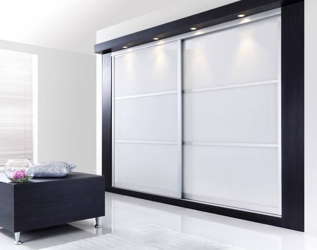 Встроенный шкаф купе в спальню